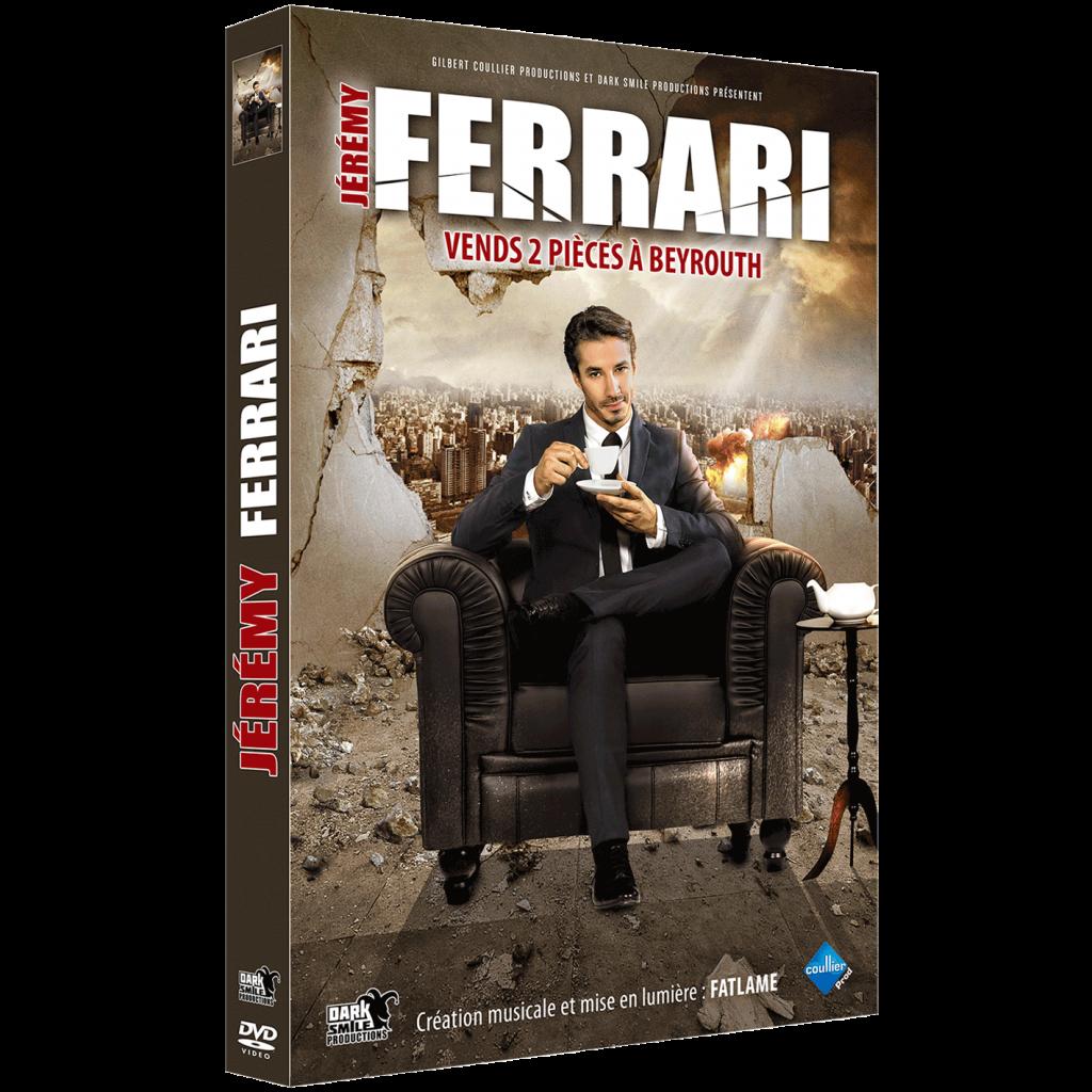 DVD Jérémy Ferrari - Vend 2 pièces à Beyrouth