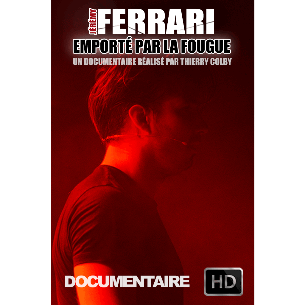 Streaming documentaire Jérémy Ferrari