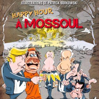 Happy Hour à Mossoul - livre poche