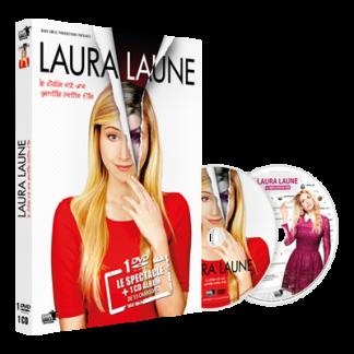 DVD Laura Laune