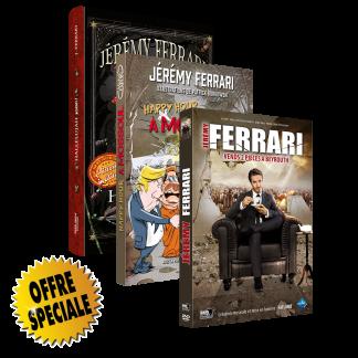 Pack Gardez la monnaie Jérémy Ferrari