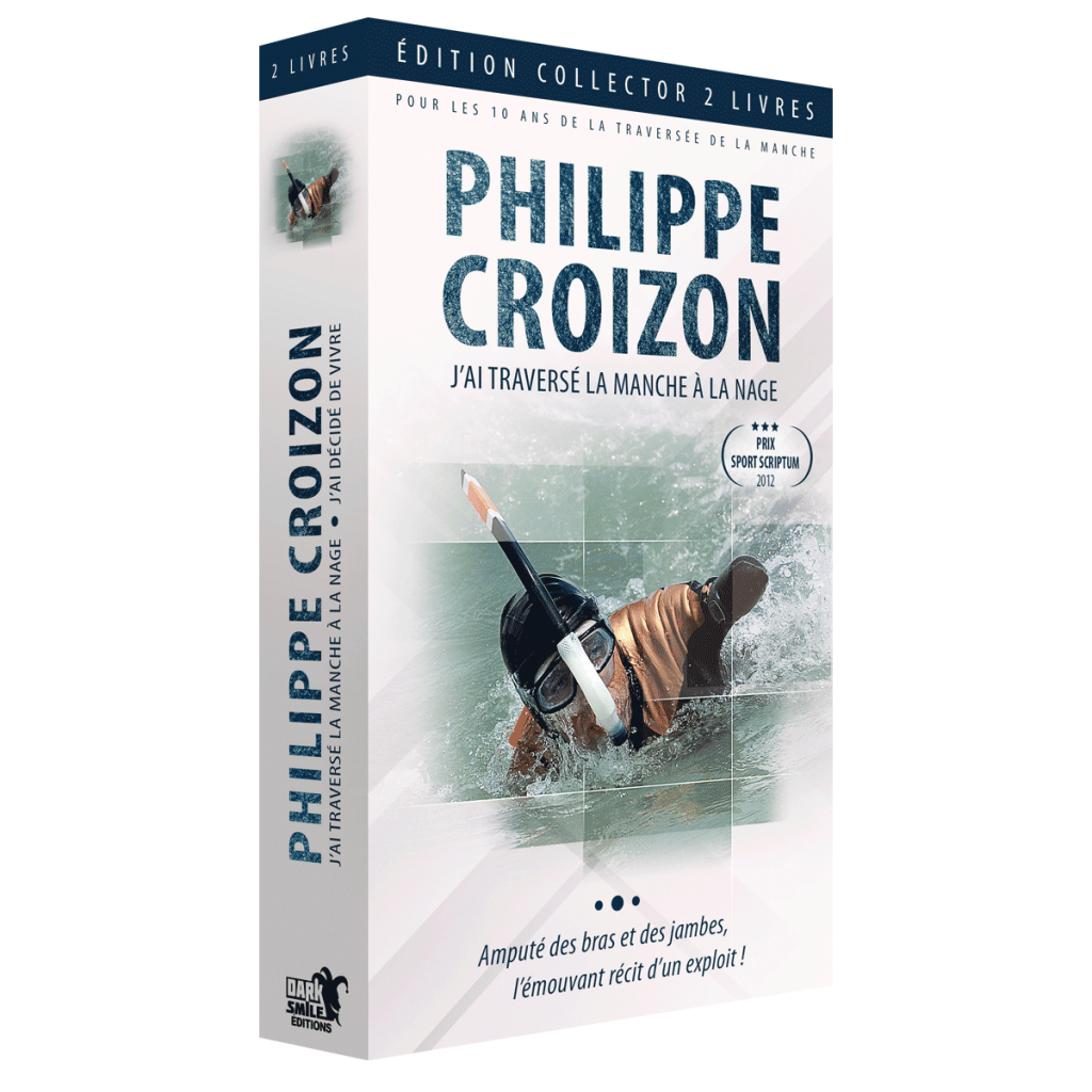livre philippe croizon